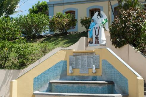 Monument aux morts, Le Lorrain - Crédit Photo: Office de tourisme du Lorrain